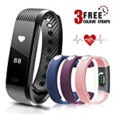 Pulsera Actividad MiuVei Pulsera Inteligente con 3 Correas - Best Reviews Guide