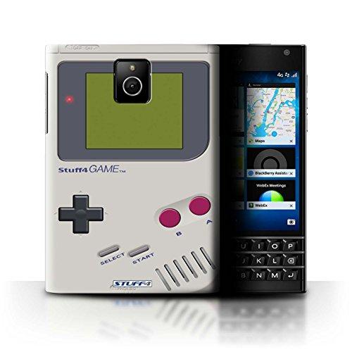 Stuff4 Hülle/Hülle für BlackBerry Passport/Nintendo Game Boy Muster/Spielkonsolen Kollektion (Passport Blackberry Wallet)