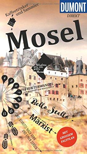 DuMont direkt Reiseführer Mosel: Mit großem Faltplan