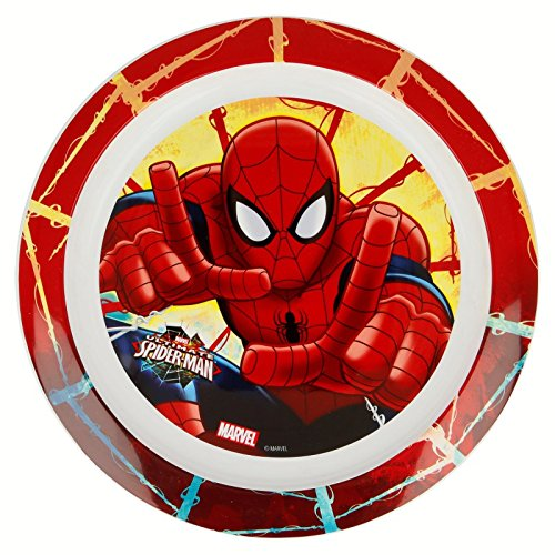Spiderman Assiette Micro Kids (Stor 33447)