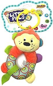 winfun Sonajero chimpancé Little Pals Color Naranja CPA Toy Group 7300110