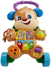 Fisher Price Laugh and Learn Smart Stages Learn with Puppy Walker
