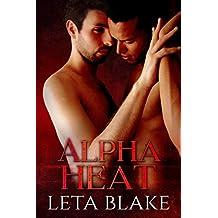 Alpha Heat (Heat of Love Book 2) (English Edition)