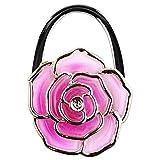 KARP Portable Foldable Rose Flower Handb...