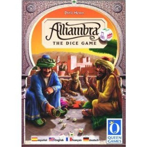 Alhambra: The Dice Game