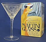 Dorothy Parker Martini Glas