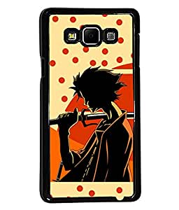 PrintVisa Metal Printed Crazy Designer Back Case Cover for Samsung Galaxy A7-D4655