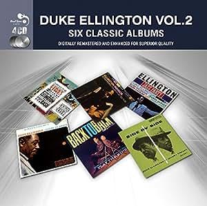 Six Classic Albums: Volume 2 [Audio CD] Duke Ellington