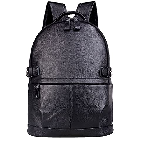 (ONE YEAR GUARANTEE) AB Earth Womens leather backpack Genuine Cow Leather Casual Daily Backpack Handbag, M752