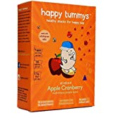 Happy Tummys Apple Cranberry (Pack of 5 Snack Bars)