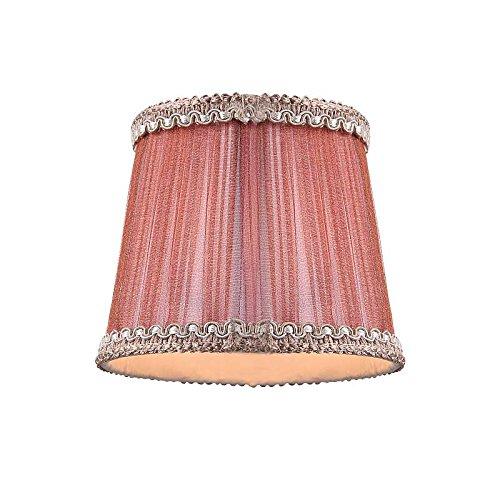 globo-64111-g1-stoffschirm-lila-lampenschirm-textur-stoff-dark-pink