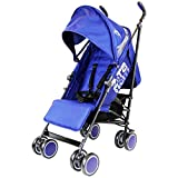 Zeta Citi Stroller Buggy Pushchair - Navy