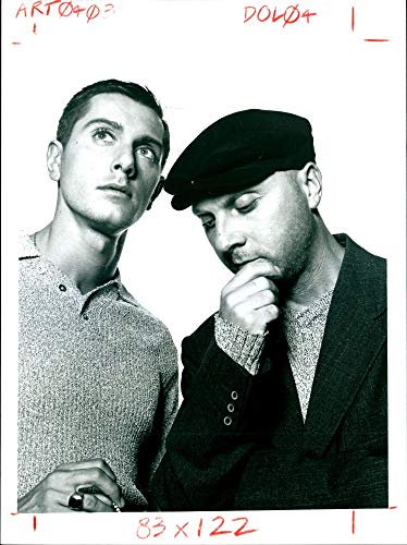 Fotomax Vintage Photo of Dolce and Gabbana.