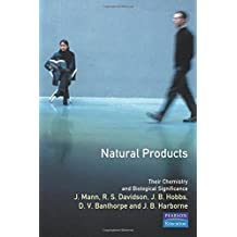 Natural Products: Their Chemistry and Biological Significance