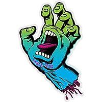 "Santa Cruz Screaming Hand Neon 2"" Pegatina"