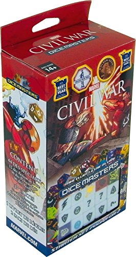 Marvel Dice Masters 5 - Starter Civil War ()