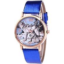 Coconano Relojes Mujer Baratos, Originalidad de La Moda del Regalo del Reloj de Señoras de
