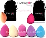 Original Teardrop Beauty Makeup Blender® FOUNDATION SPONGES WEDGE COSMETIC PUFFS