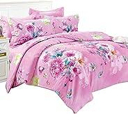 Minogue Multi Color Double Bedding Set, Double/Full