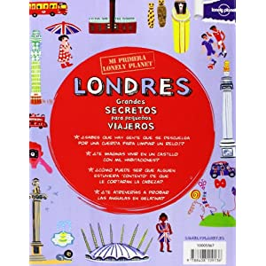 Mi primera Lonely Planet. Londres: Grandes secretos para pequeños viajeros