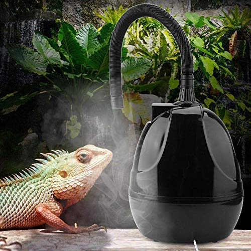 Haol Reptile Luftbefeuchter/Reptile Fogger, Geeignet für Reptilien Amphibien und Terrarium (2,5 L)