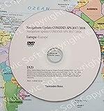Mercedes APS COMAND NTG2 Update DVD 2018 HELLBLAU