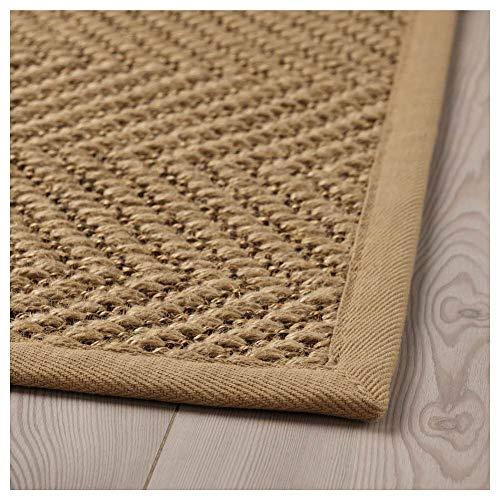 IKEA ASIA HELLESTED - Alfombra (Tejido Plano), Color marrón