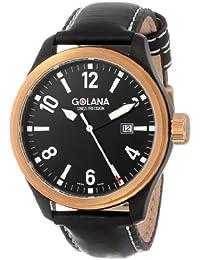 Golana Aero Pro Swiss Made Aviators Chronograph Mens Watch AE200.1