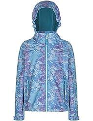 Regatta Boys & Girls Clopin Warm Stretch Softshell Jacket