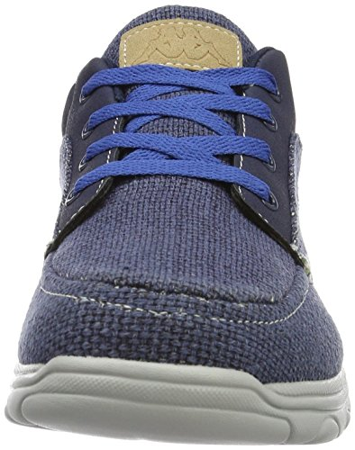 Kappa Bold, Sneakers Basses Homme Bleu (Navy)