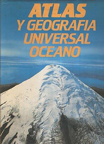 Atlas y Geografia Universal Oceano