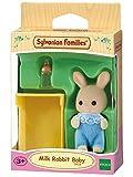 Sylvanian Families 3418 - Milchhasen Baby Sammelfigur