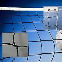 Red de voleibol modelo amateur. Polietileno trenzado 3mm ø