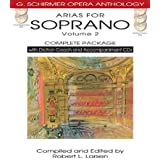 Arias for Soprano, Volume 2 - Complete Package: (G. Schirmer Opera Anthology)