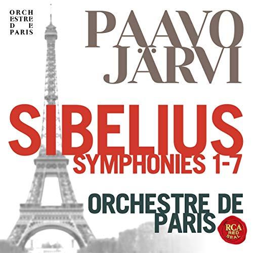 Sibelius Symphonien 1-7