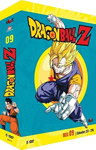 Dragonball Z - Box 9/10 (Episoden 251-276) [5 DVDs] (Film Z)