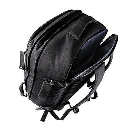 Mochila de Cabina Expandible Uppsala – perfecto para equipaje de mano y carry on 55x40x20 expande hasta 55x40x25