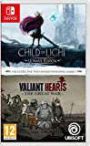 Child Of Light & Valiant Hearts - Nintendo Switch [Edizione: Regno Unito]