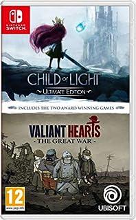 Child Of Light And Valiant Hearts (Nintendo Switch) (Nintendo Switch) (B07LC3CJDP) | Amazon Products