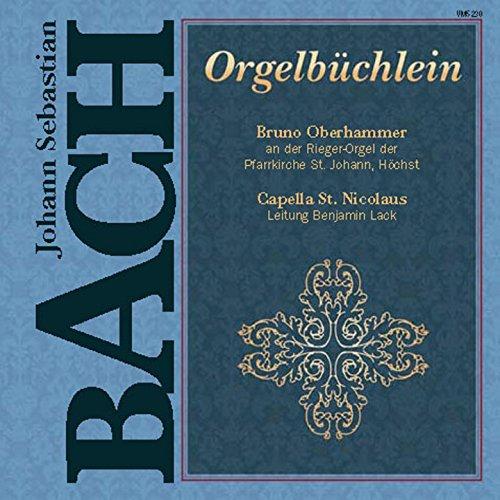 Das Orgel-Büchlein: No. 37 in C Major, Dies sind die heil'gen zehn Gebot, BWV 635 (Choralbearbeitung)