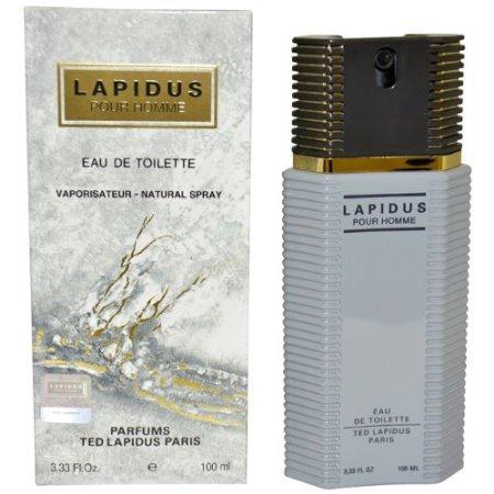Profumo Uomo LAPIDUS POUR HOMME di Ted Lapidus 100ml Eau de Toilette