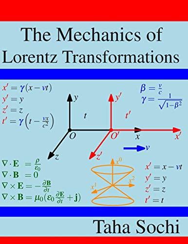 The Mechanics of Lorentz Transformations