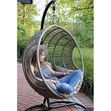 fauteuil suspendu. Black Bedroom Furniture Sets. Home Design Ideas