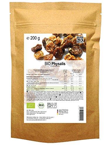 BIO Physalis - Kapstachelbeere - Andenbeere - Andenkirsche 200 g