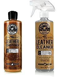 Chemical Guys SPI_109_16 Leather Cleaner and Conditioner Complete Leather Care Kit (16 oz) (2 Items) by Chemical Guys