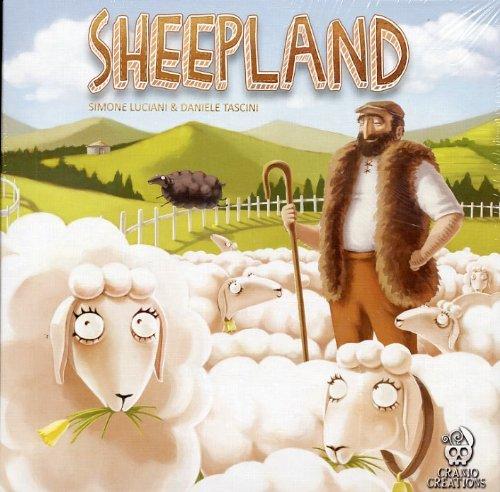 Preisvergleich Produktbild Cranio Creations CC008 - Sheepland