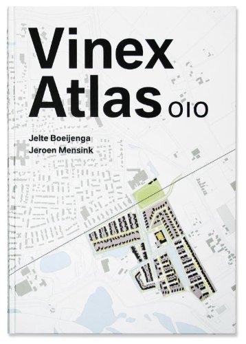 Vinex Atlas par Jeroen Mensink