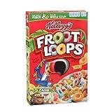 Kellogg's KELLOGGS FROOT LOOPS CEREAL 12.2 OZ BOX
