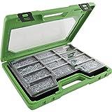 secotec aglomerado Surtido caja 1700piezas con cabeza Torx Azul de galvanizado, v104a449s571