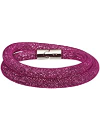 Swarovski Damen-Armband Glas 38 cm - 518642